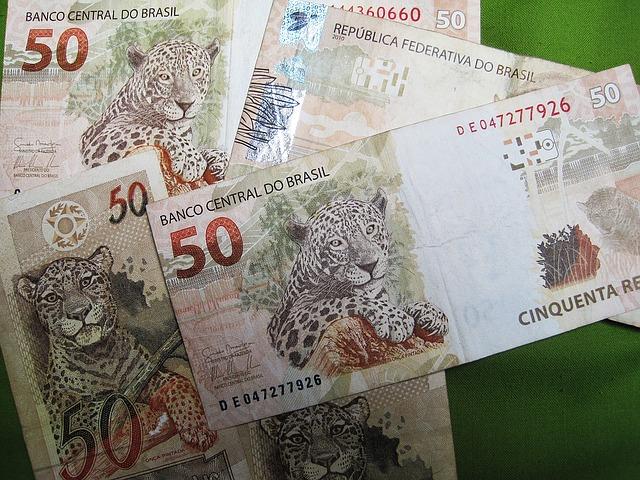 brazilské bankovky, jaguár